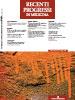 2014 Vol. 105 N. 5 Maggio