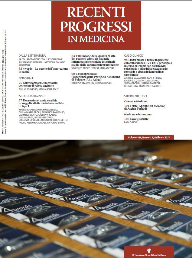 2017 Vol. 108 N. 2 Febbraio